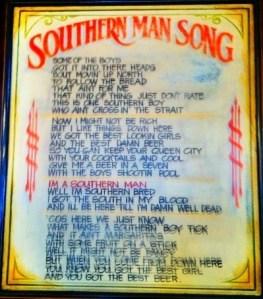 Southern Man Song