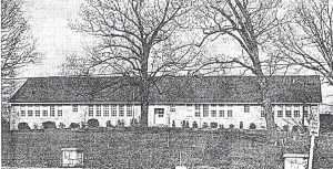 MCHS in 1962, before demolition for a new school, pictured in the school's link below.