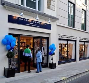 Charles Tyrwhitt store, 100 Jermyn St., City of Westminster, London SW1Y 6EEE, United Kingdom