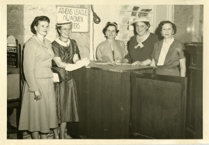 Athens League of Women Voters, date not reported. Source: University of Georgia Libraries.