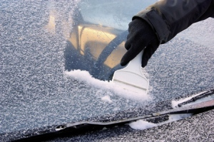 Keeping your windshield free of ice and snow in Cedar Park, Texas, usually requires no effort at all. It seldom happens. (Source)