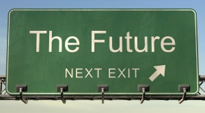 The future is just ahead. (Image source.)